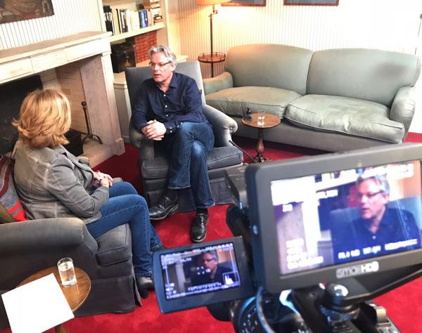 Interview Anne Raaymakers met Thijs van Halewijn - onder online ondernemen