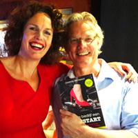 Met Jolanda Wicherson, bijdrage boek, Thijs van Halewijn
