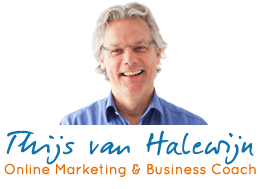 Thijs van Halewijn | Online Marketing & Business Coach