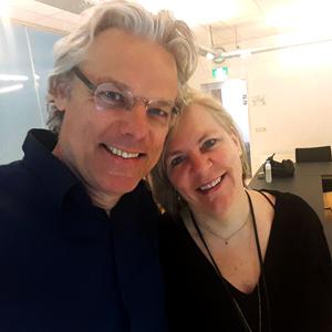 Maud Peij en Thijs van Halewijn Marketing Business Coaching