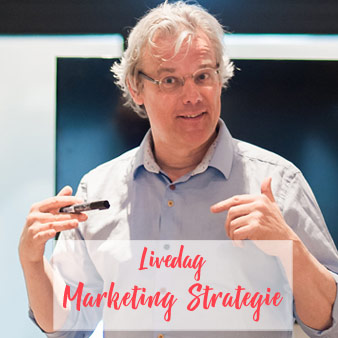 Livedag Marketing Strategie met Thijs van Halewijn