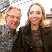 Thijs van Halewijn ontmoeting Gabby Bernstein